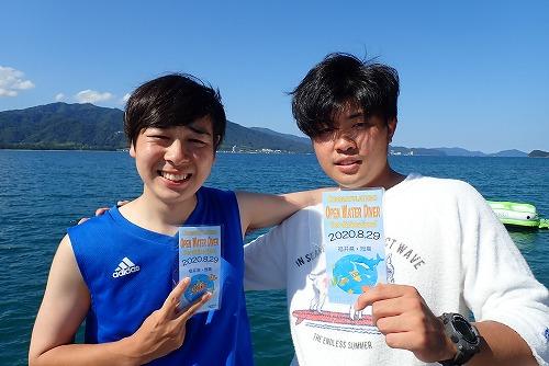 先週のお客様の声【ダイバー認定】(8/23-8/30)