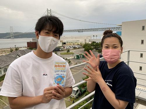 先週のお客様の声【ダイバー認定】(6/21~27)